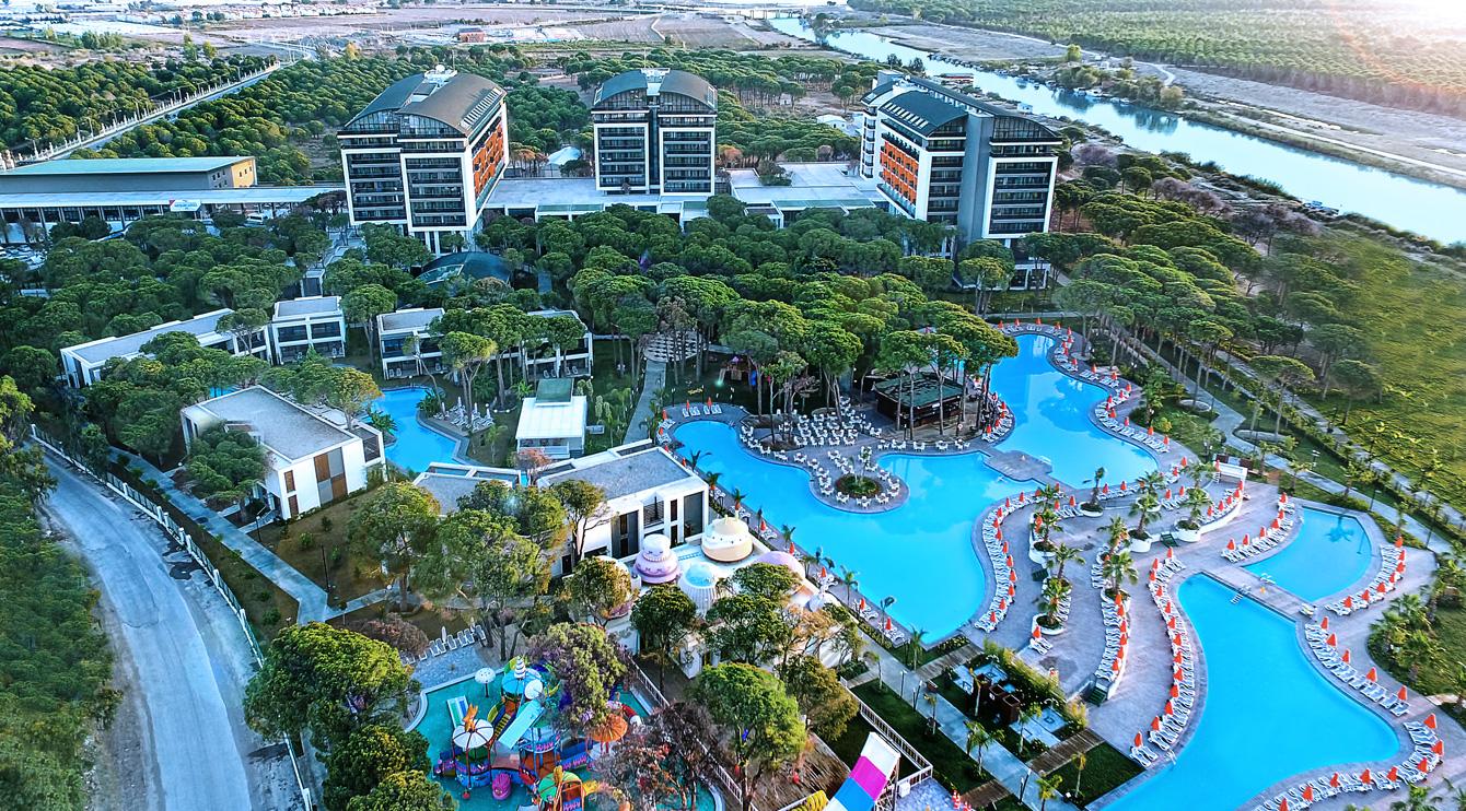 Отель Trendy Lara Hotel 5*,Турция
